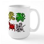 Landvættir Large Mug