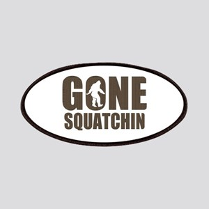 Gone sqautchin Br Patches