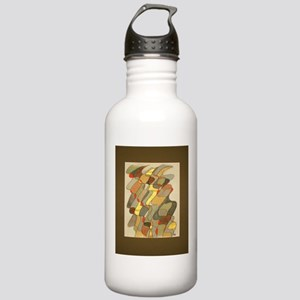 Crazy Quilt Stainless Water Bottle 1.0L