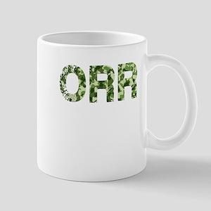 Orr, Vintage Camo, Mug