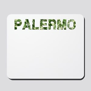 Palermo, Vintage Camo, Mousepad