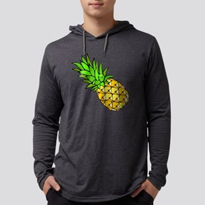 Psych - Pineapple Mens Hooded Shirt