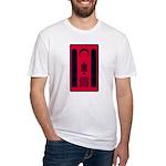 Tarot Moon Fitted T-Shirt