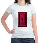 Tarot Moon Jr. Ringer T-Shirt