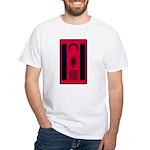Tarot Moon White T-Shirt