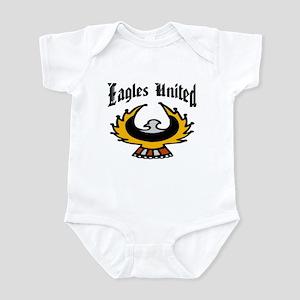 Eagles United Infant Bodysuit