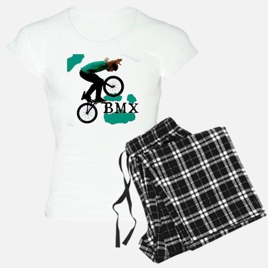 BMX ink blot Pajamas