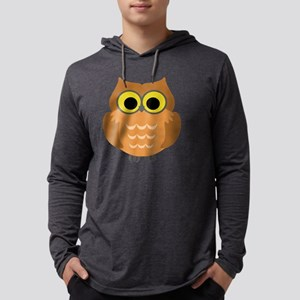 MINI OWL Mens Hooded Shirt