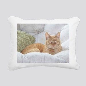 Simba Smiling Rectangular Canvas Pillow