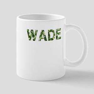 Wade, Vintage Camo, Mug