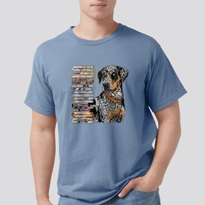 Catahoula Mens Comfort Colors Shirt