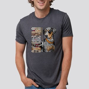 Catahoula Mens Tri-blend T-Shirt