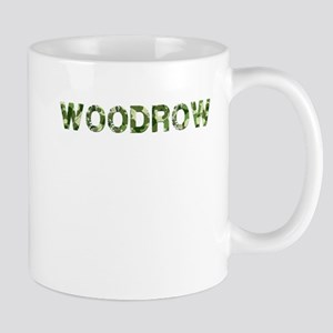 Woodrow, Vintage Camo, Mug