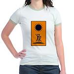 Tarot Sun Jr. Ringer T-Shirt