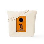 Tarot Sun Tote Bag