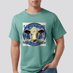 T-Shirt - More Cowbell.p Mens Comfort Colors Shirt