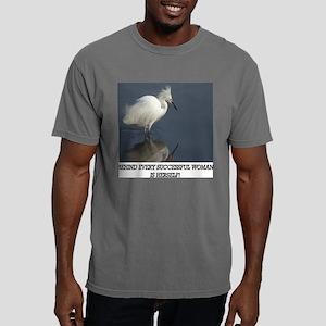 Egret Reflection Pil Mens Comfort Colors Shirt