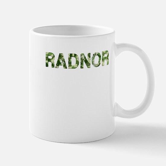 Radnor, Vintage Camo, Mug