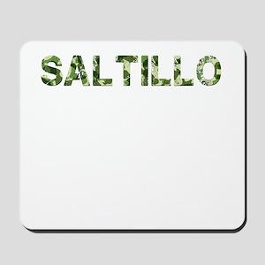 Saltillo, Vintage Camo, Mousepad