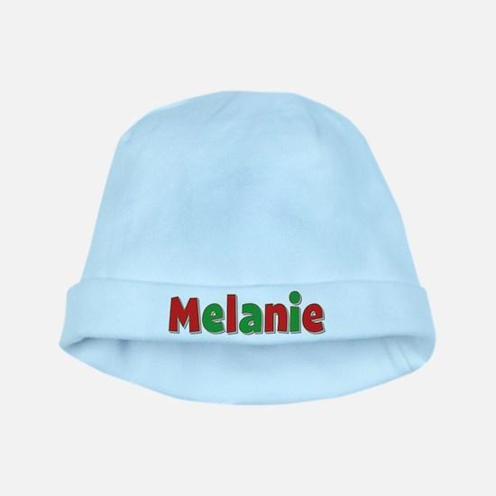 Melanie Christmas baby hat