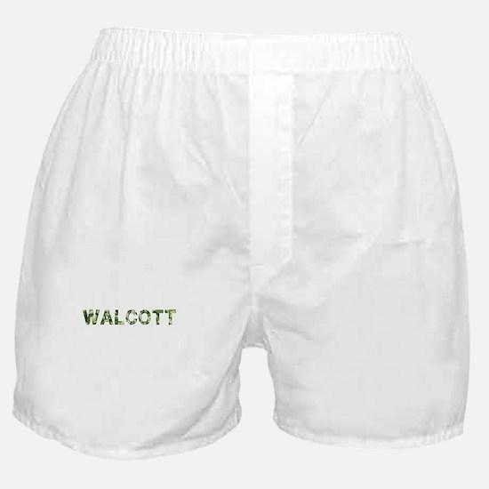 Walcott, Vintage Camo, Boxer Shorts