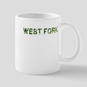 West Fork, Vintage Camo, Mug