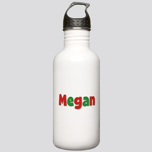 Megan Christmas Stainless Water Bottle 1.0L