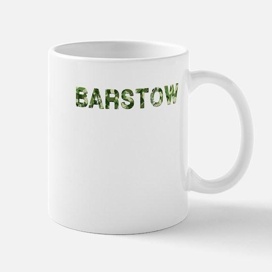 Barstow, Vintage Camo, Mug