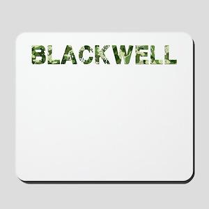 Blackwell, Vintage Camo, Mousepad