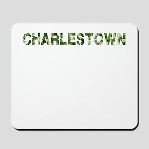 Charlestown, Vintage Camo, Mousepad