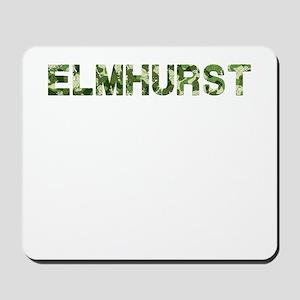 Elmhurst, Vintage Camo, Mousepad