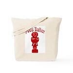 Foos Baller Tote Bag