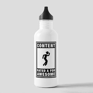 Moonwalker Stainless Water Bottle 1.0L