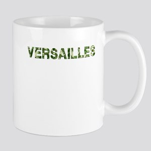 Versailles, Vintage Camo, Mug