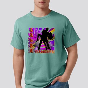 SALSA CALIENTE! Mens Comfort Colors Shirt