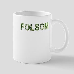 Folsom, Vintage Camo, Mug