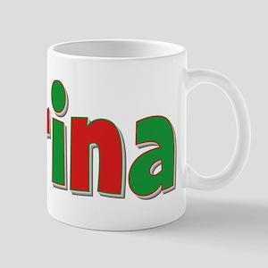 Marina Christmas Mug