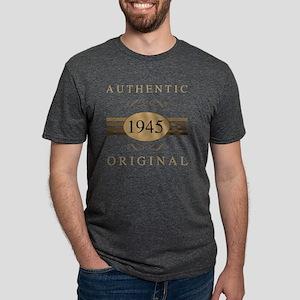 1945 Authentic Mens Tri-blend T-Shirt