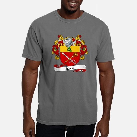 Kirk Family Mens Comfort Colors Shirt