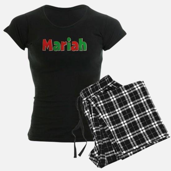Mariah Christmas Pajamas