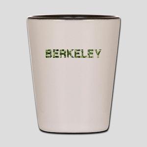 Berkeley, Vintage Camo, Shot Glass