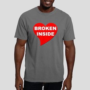 heartbi Mens Comfort Colors Shirt