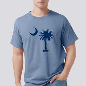 PALMETTO TREE Mens Comfort Colors Shirt