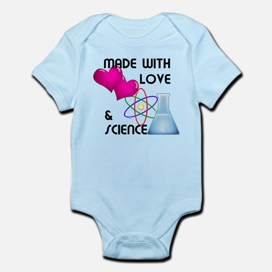 Love and science Body Suit