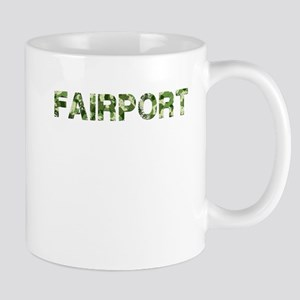 Fairport, Vintage Camo, Mug