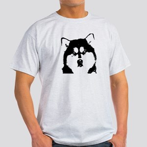 Dignified Alaskan malamute Light T-Shirt