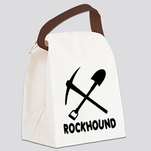 Rockhound Canvas Lunch Bag