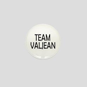 Team Valjean Mini Button