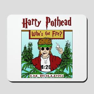Harry Pothead Mousepad
