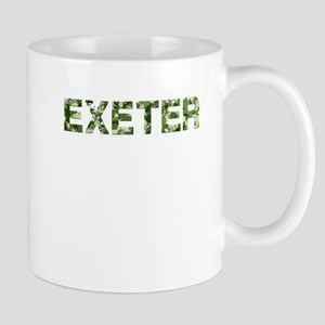 Exeter, Vintage Camo, Mug